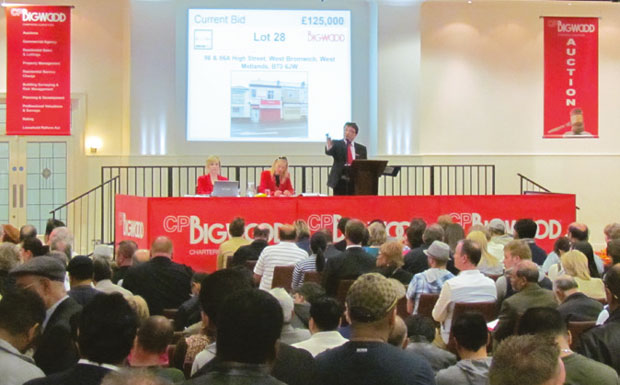 SDL Auctions auctioneer image