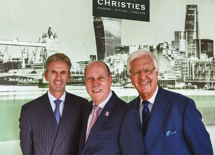 Centro and Christies Board of Directors image