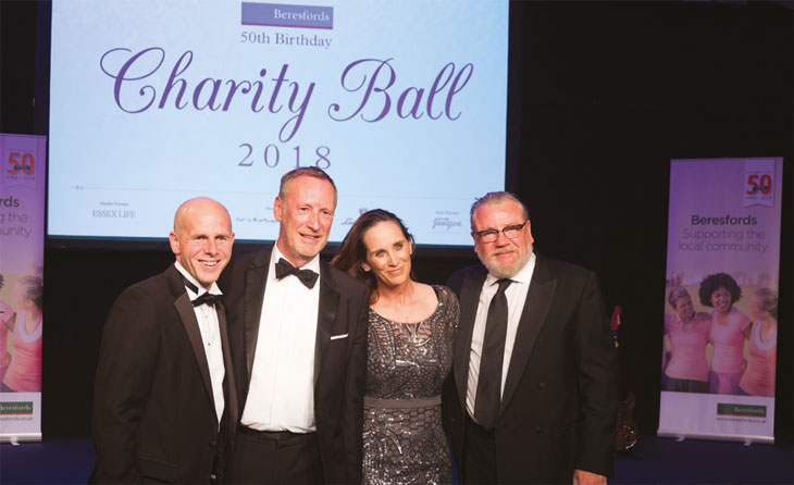 Beresfords Chairty Ball image