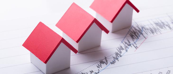 La croissance des prix des logements atteint un sommet en deux ans