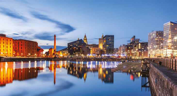 Liverpool city image