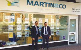 Shahid Miah and Habib Rahman - Martin & Co. - image