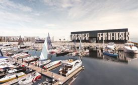 Luxury Royal Wharf development retirement apartments - Scotland - image