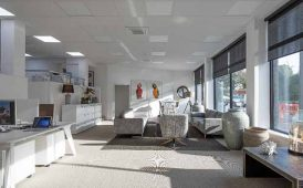 Livingroom's Jersey office UK Property Market image