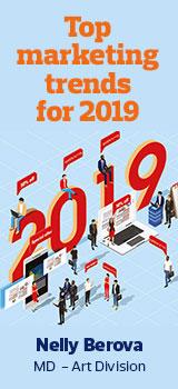 Nelly Berova Marketing Trends For 2019 image