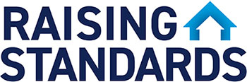 The Property Ombudsman Raising Standards Logo