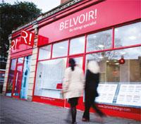 Belvoir estate agency image