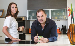 Graeme and Leanne Carling - PRS - image