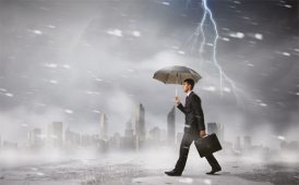Agent weathering the storm image