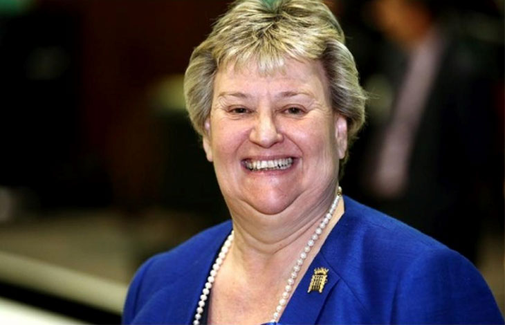 Housing Minister, Heather Wheeler, MP image