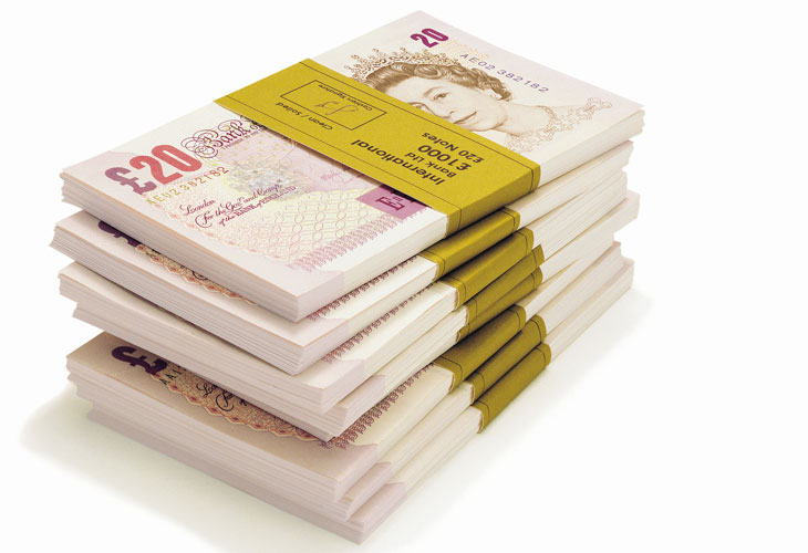 UK money image