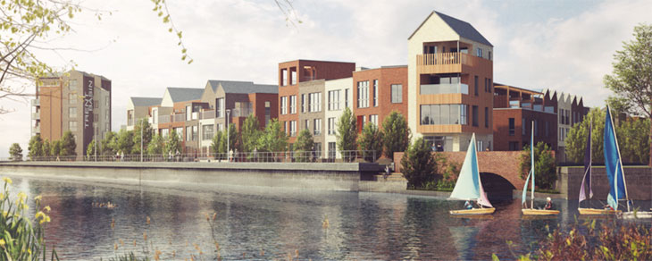 Trent Basin sustainable development image
