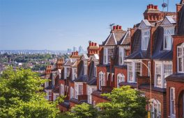 London housing image