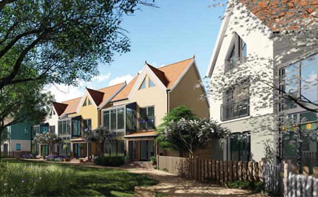 Great Oakley - Essex - eco-homes image