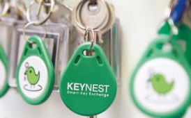 KeyNest key exchange image