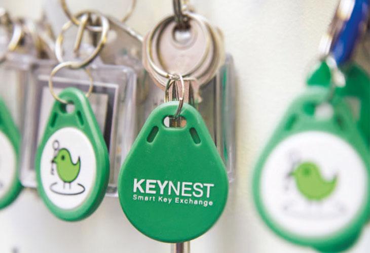KeyNest key exchange image