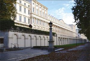 London mansions image