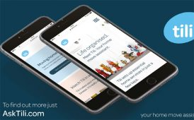 AskTili.com on mobile phone image