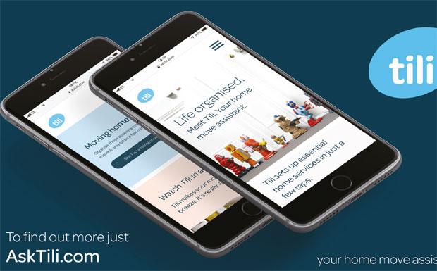 AskTili.com on mobile phone image