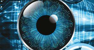 Visual marketing - technology/eye - image