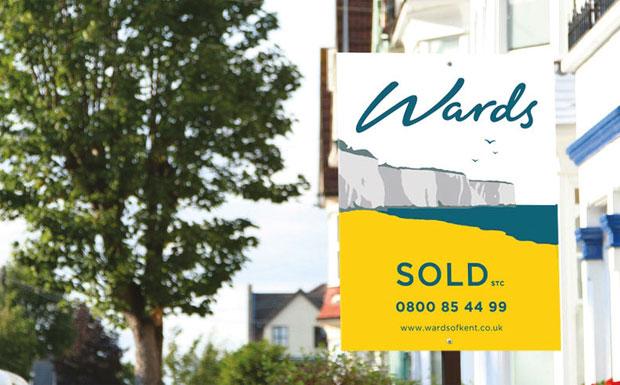 Arun Estates signboard image