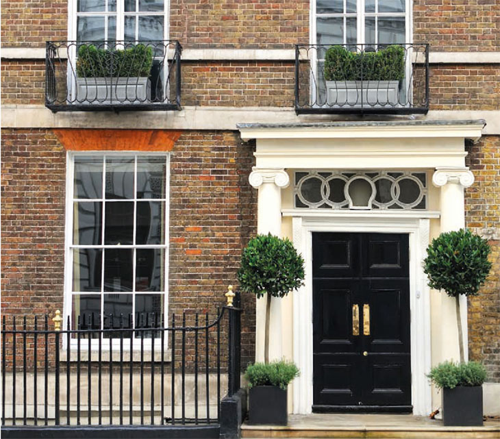Super-prime London property exterior image