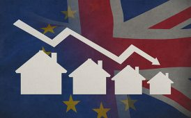 Brexit property market image