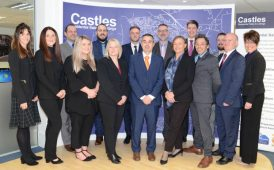 Castles sales team image