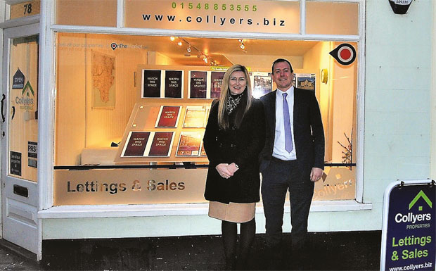 Collyers agency image