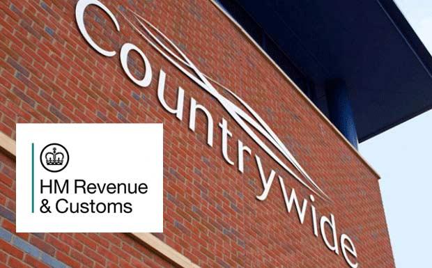 Countrywide Fine HMRC logo image