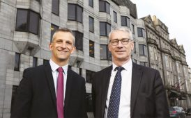 Stuart Johnson and Shaun Peddie -DM Hall - image