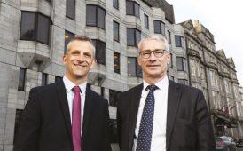 Stuart Johnson and Shaun Peddie -DM Hall - image