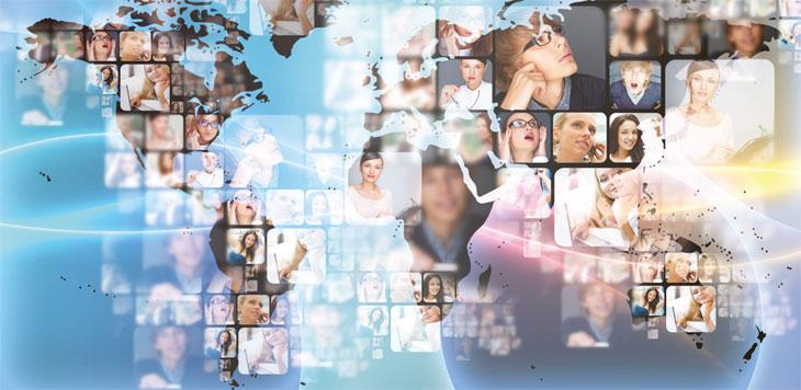 Global networks image