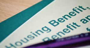 Housing Benefit document image