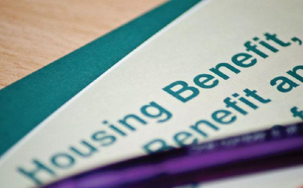 Housing Benefit document image
