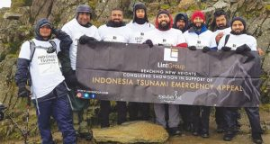Lint Group fundraising for tsunami appeal