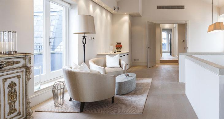 London property interior image