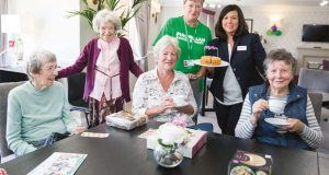 Macmillan Cancer support - Millstream charity - image