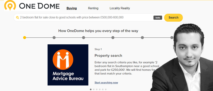 onedome mortgage advice bureau