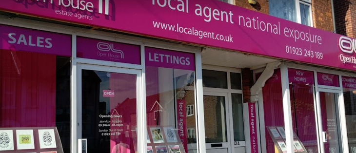 letting agent watford
