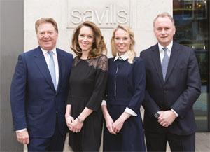 Savills Prime Central London team image
