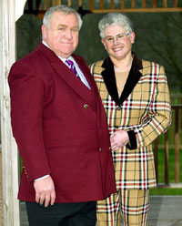 Fergus and Judith Wilson image