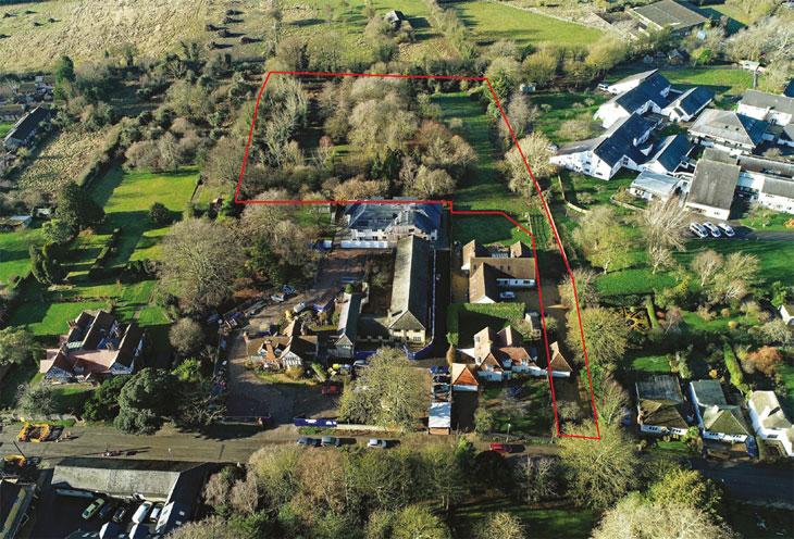 Chrffins Cambridgeshire land site image