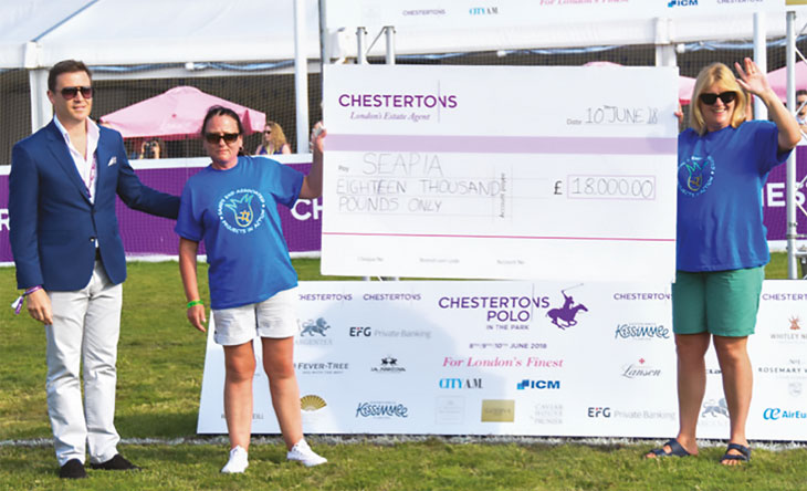 Chestertons fundraising image