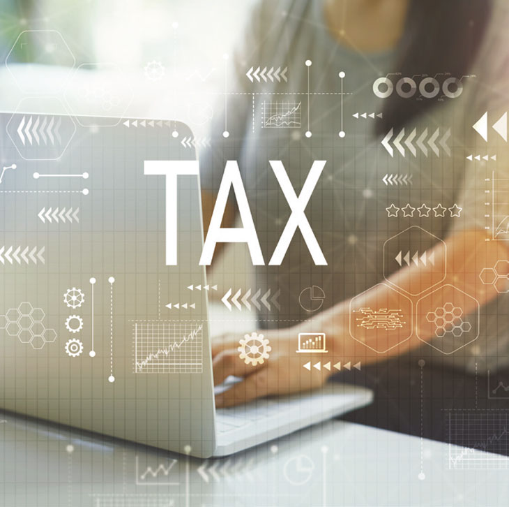 TAX - laptop - image