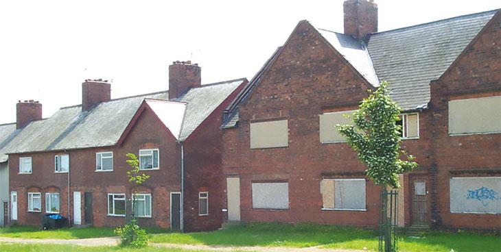 Empty homes image