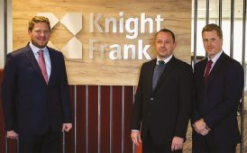 Knight Frank's resi land team image