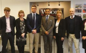 Woods Lettings agency people image