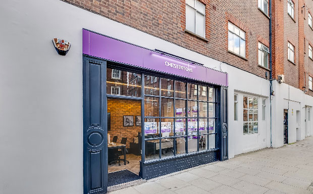 Chestertons Cale Street - Chelsea - office