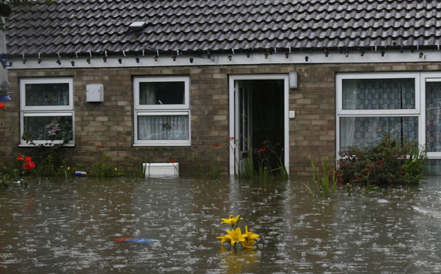 Link to Flooding risk news